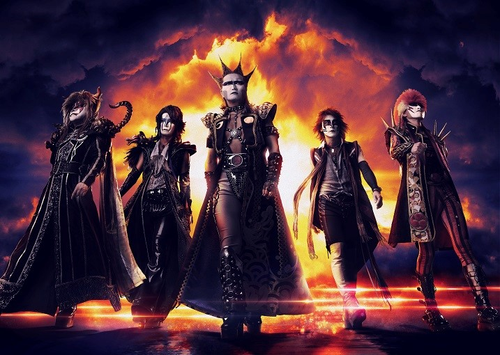 "Seikima-II 35th Earth Debut Anniversary Limited Reunion: Video Black Mass & Live Talk Tour ""Special Benefit Devil""image"