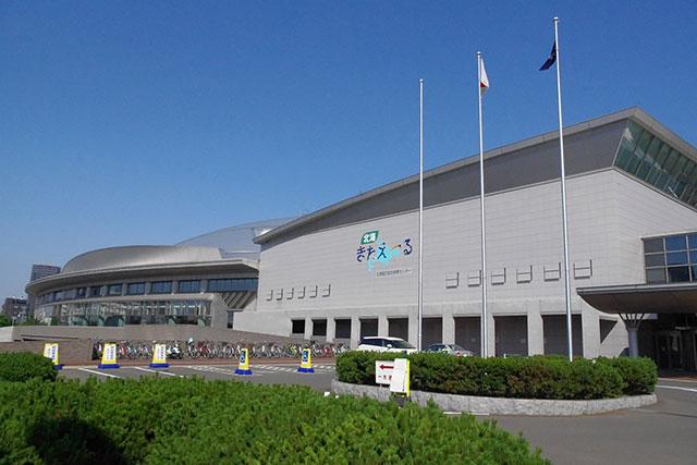 北海道立総合体育センター(北海きたえーる)   札幌文化芸術交流センター SCARTS   札幌市民交流プラザ